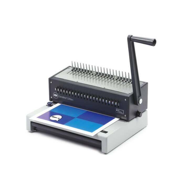 GBC C250Pro CombBind Binder, 450 pagine