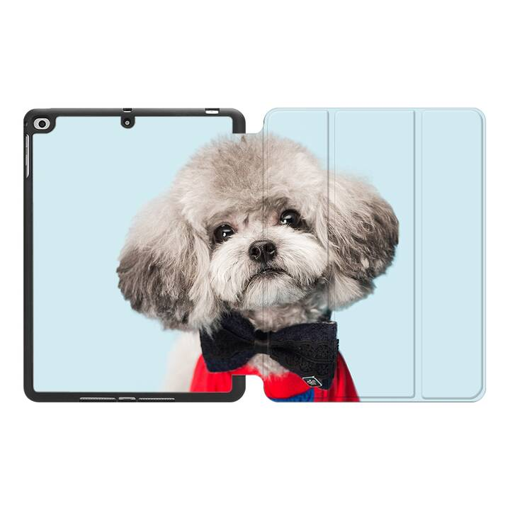"EG MTT Custodia per Apple iPad 10.2"" 2019 - Cane"