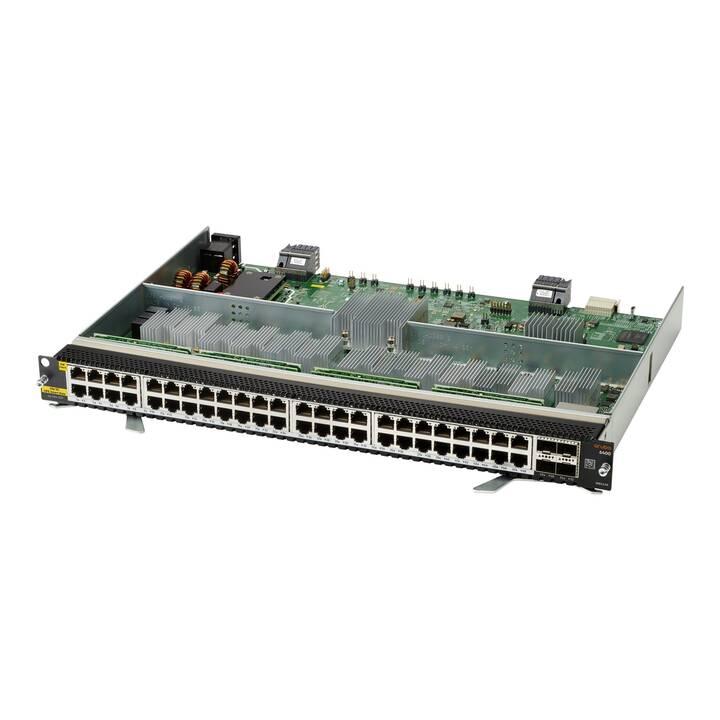 HPE Aruba 6400 Module, 48 Port Smart Rat