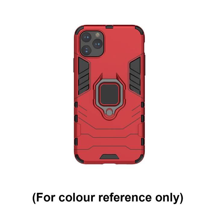 "EG Mornrise Backcover mit Metallring für Apple iPhone XS Max 6.5"" - Rot"