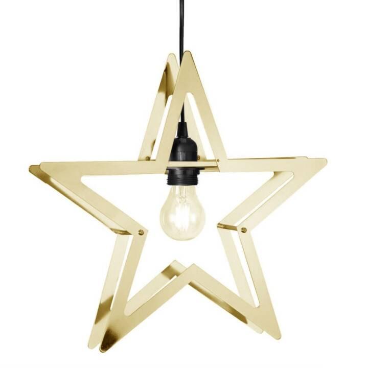 STAR TRADING Starling Fensterobjekt, Bronze