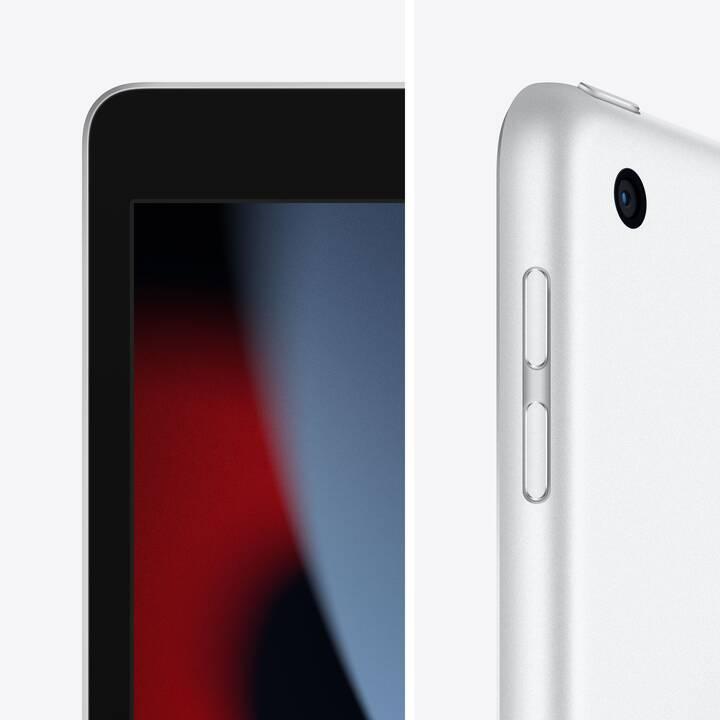 """APPLE iPad Wi-Fi 2021 (10.2"""", 64 GB, Silber)"""