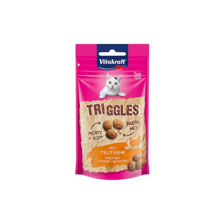 VITAKRAFT Triggles avec dinde chat (40 g)