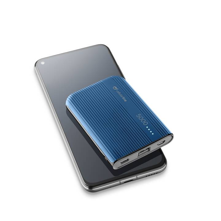 CELLULAR LINE PowerTank 5000 (5000 mAh)