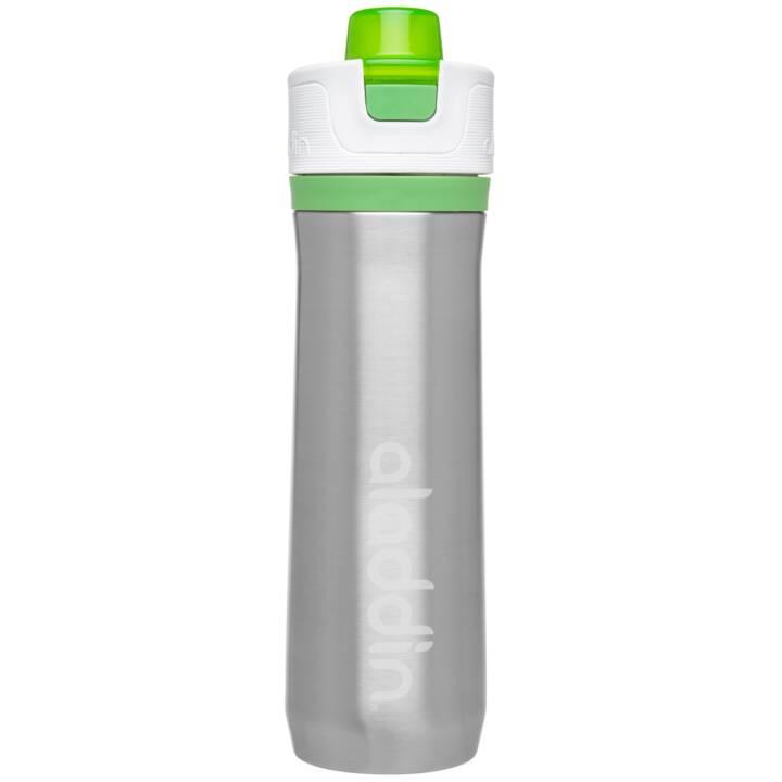 ALADDIN Bottiglia sportiva Active Hydration (0.6 l, Verde)