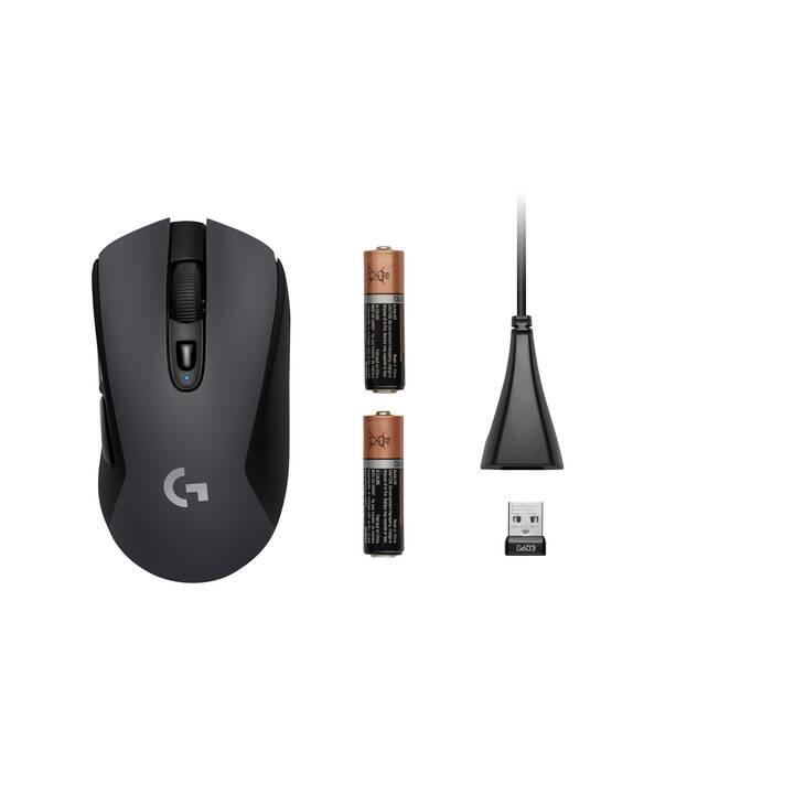 LOGITECH G603 Souris (Sans fil, Gaming)