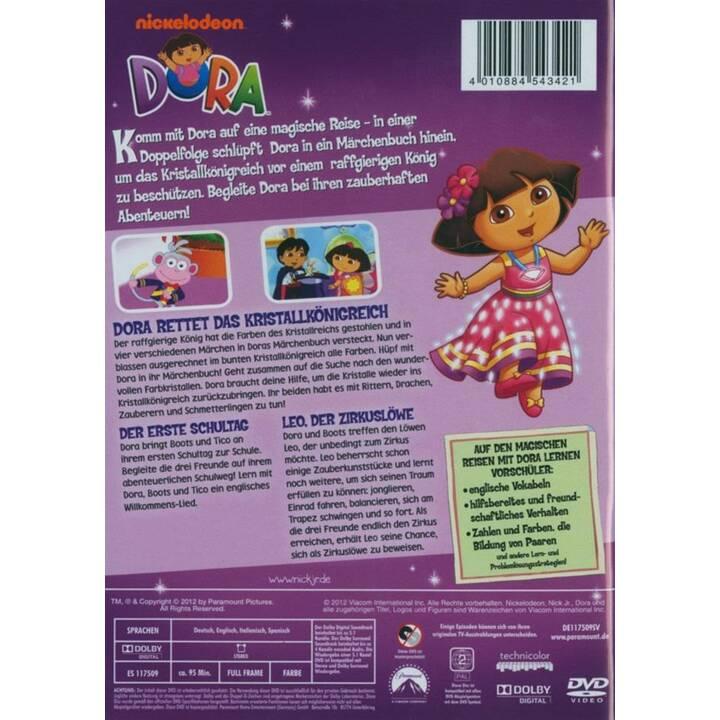 Dora - Dora rettet das Kristallkönigreich (EN, ES, DE, IT)