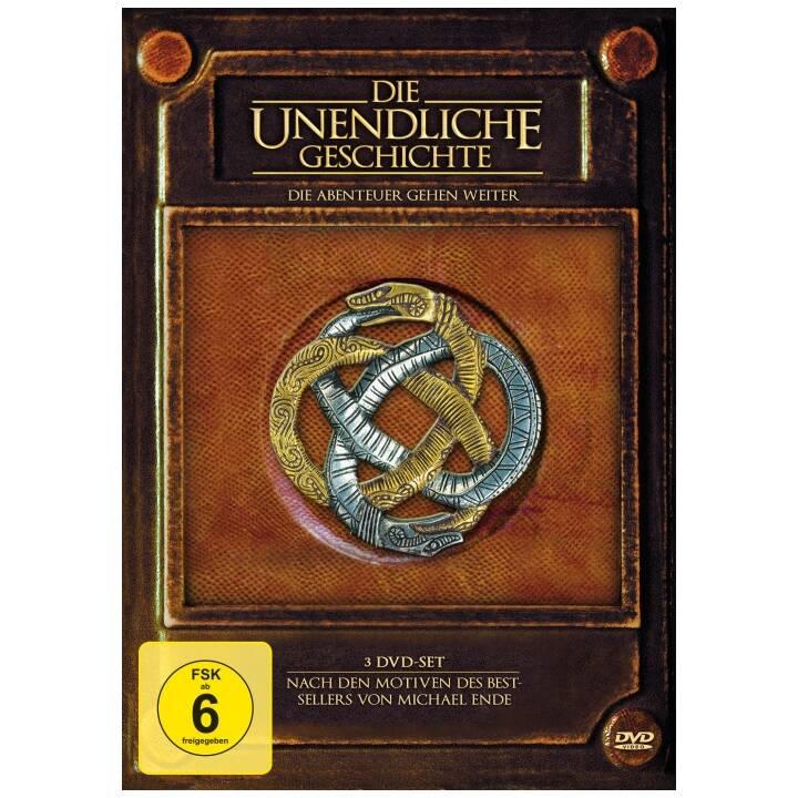 Die unendliche Geschichte - Die Abenteuer gehen weiter (DE, EN)