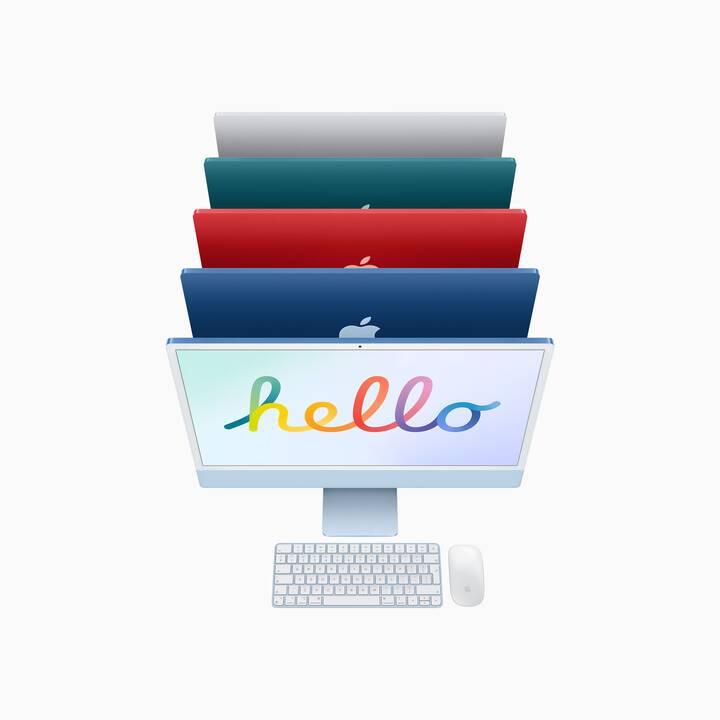 "APPLE iMac Retina 4.5K 2021 (24"", Apple M1 Chip, 16 GB, 512 GB SSD)"