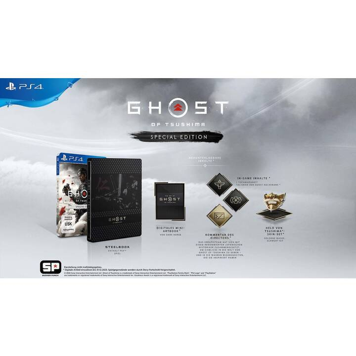 Ghost of Tsushima - Special Edition (DE, FR, IT)