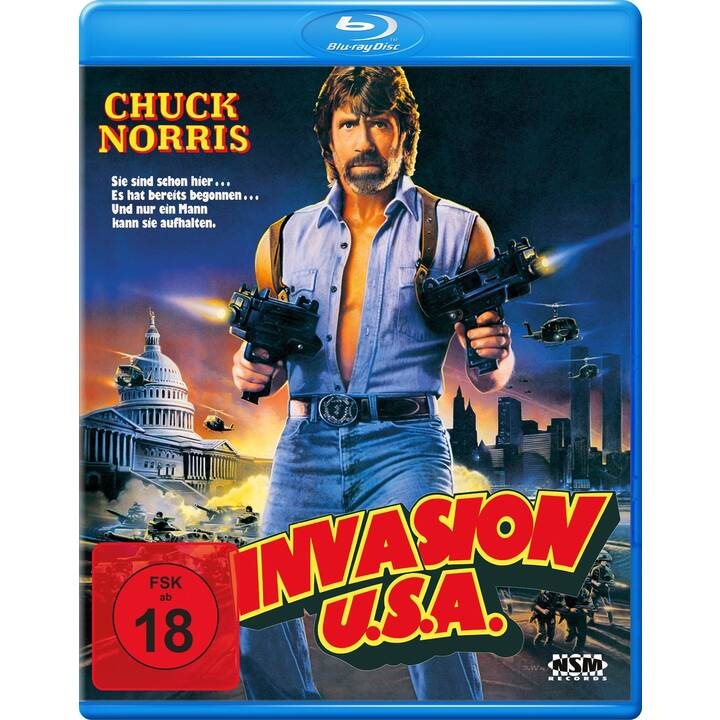 Invasion U.S.A. (DE, EN)