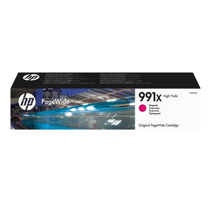 HP 991X toner originale Magenta toner originale
