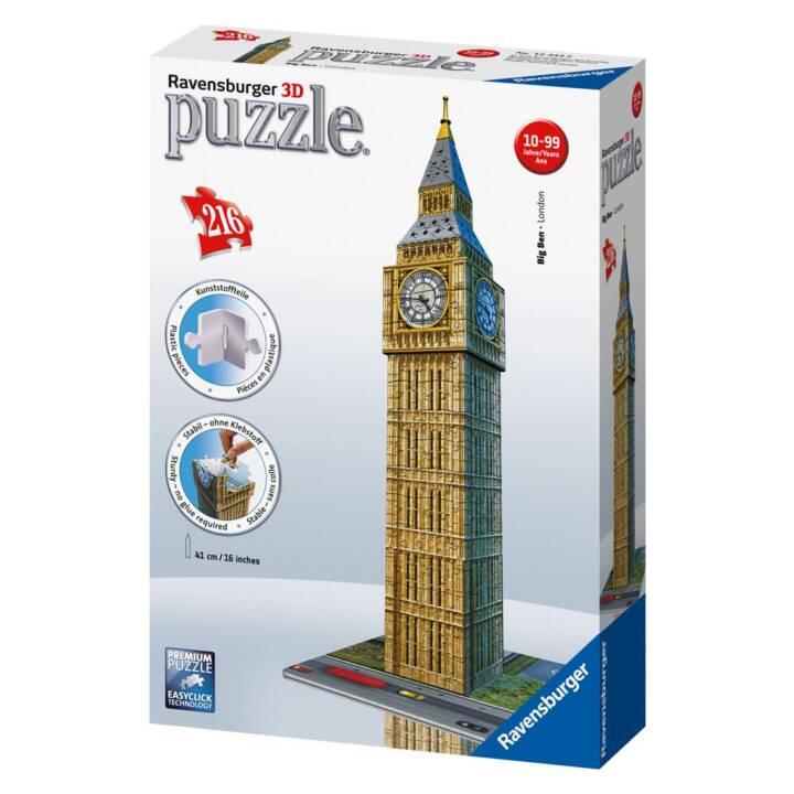 RAVENSBURGER Big Ben 3D Vision Puzzle