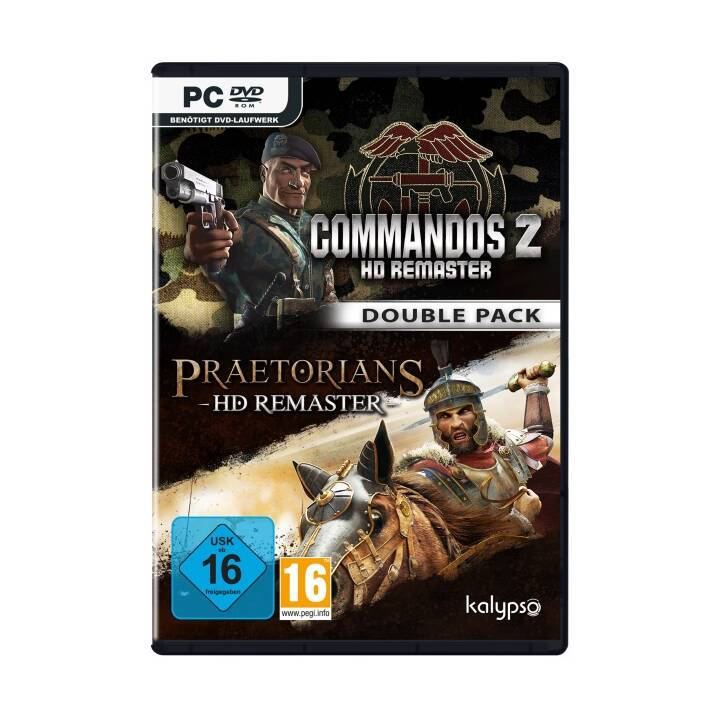 Commandos 2 & Praetorians: HD Remaster Double Pack (DE)