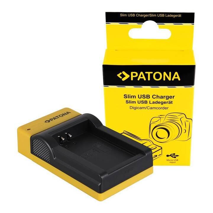 Chargeur PATONA 2 en 1 Canon LP-E12