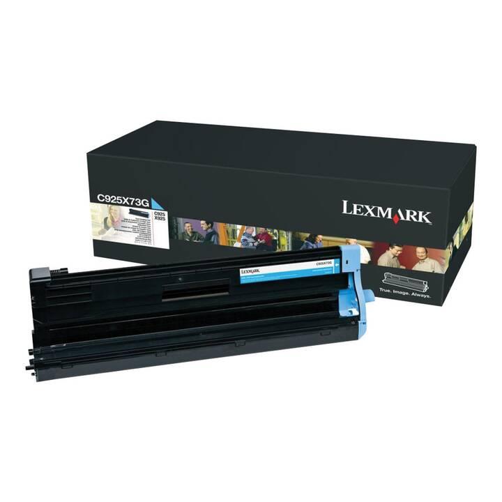 LEXMARK C925X73G (Tamburi, Ciano)