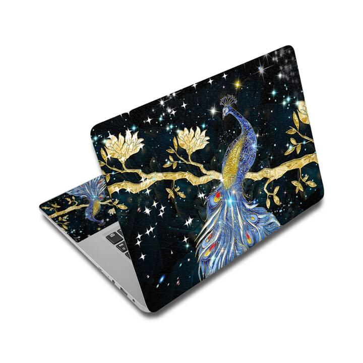 "EG adesivo per laptop 15"" - fantasia"
