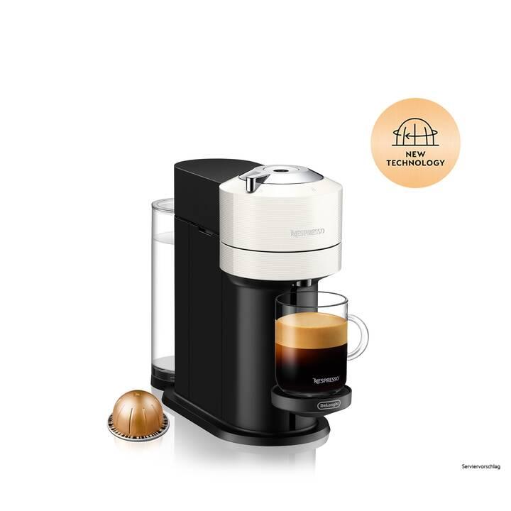 DELONGHI Vertuo Next ENV120.W (Nespresso Vertuo, Contrast White)