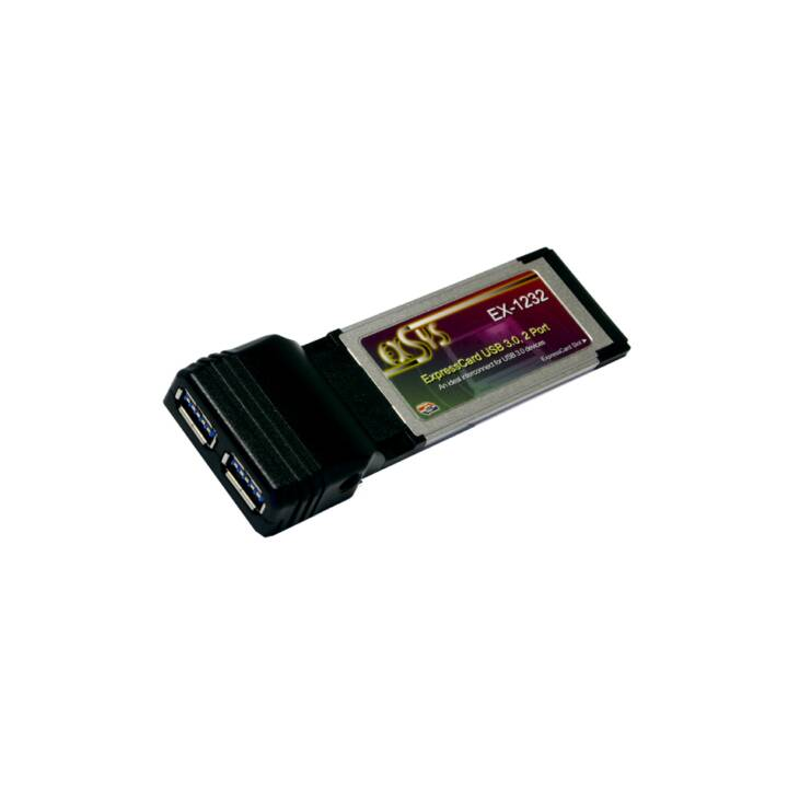 EXSYS EX-1232 3,0 USB-Adapter