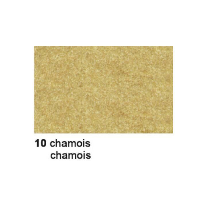 Carta da disegno URSUS A4, 110g, camoscio, 50 fogli