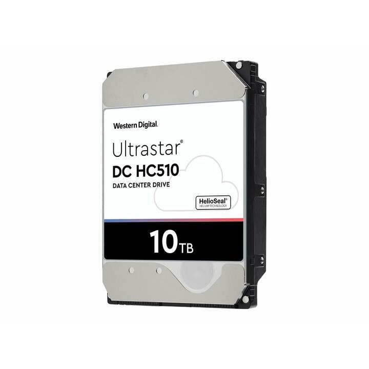 WD Ultrastar DC HC510 (SAS, 10 TB)