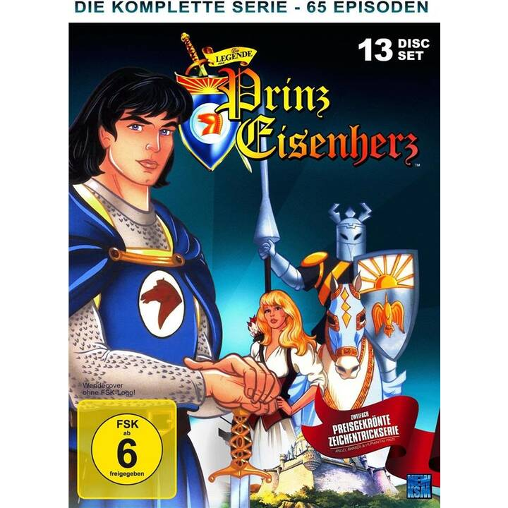 Die Legende von Prinz Eisenherz - Die komplette Serie (Neuauflage) (DE)