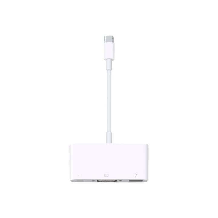 APPLE USB-C/USB-C, a 15 pin, adattatore VGA