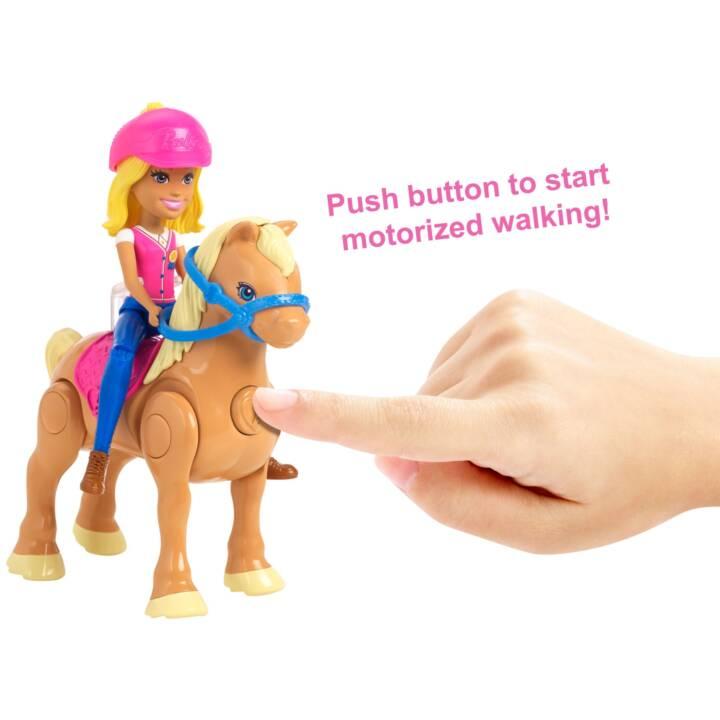 BARBIE on the Go Pony Race Play Set Play Set