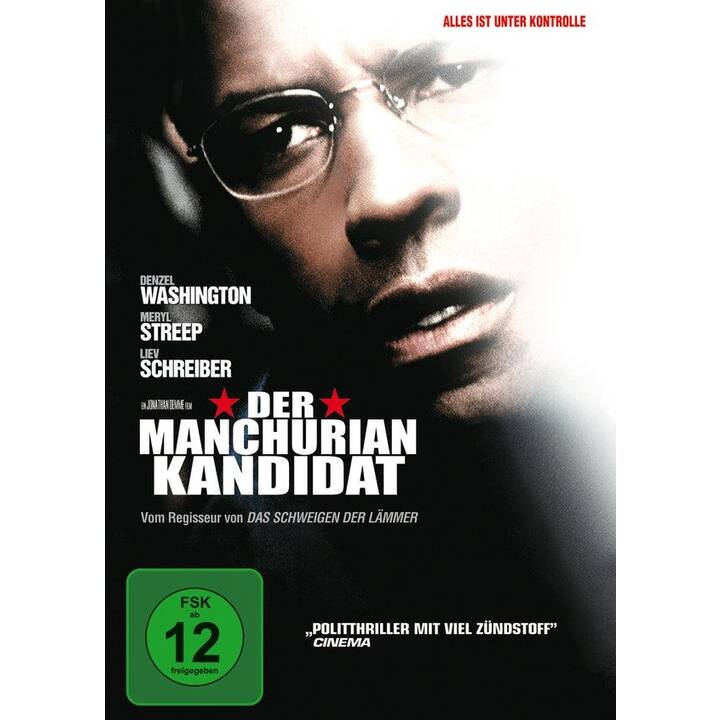 Der Manchurian Kandidat (DE, EN)