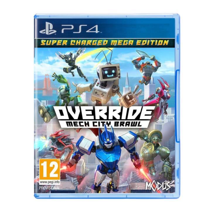 Override - Mech City Brawl (DE/FR/IT/EN)
