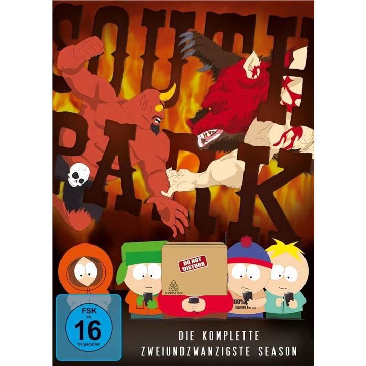 South Park Staffel 22 (DE, EN)