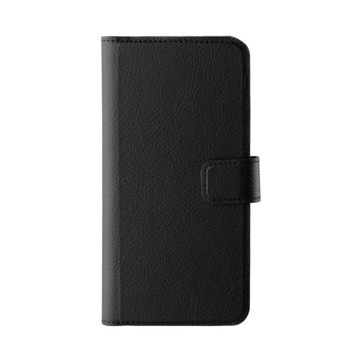 XQISIT Flipcover Slim Wallet (P20 Lite, Noir)