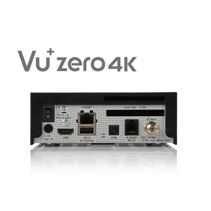 Récepteur VU+ SAT Zéro 4K