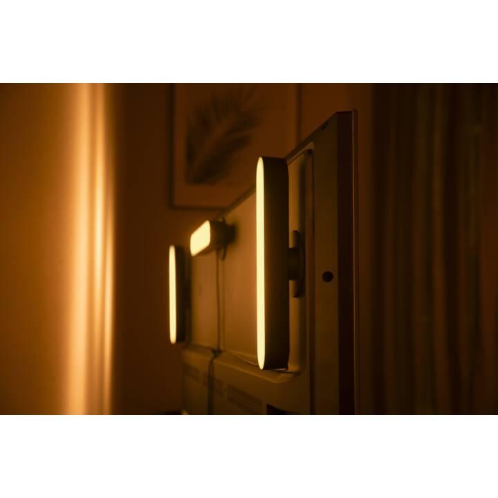 PHILIPS HUE Lumière d'ambiance LED Play 1x Basic-Set (Noir)