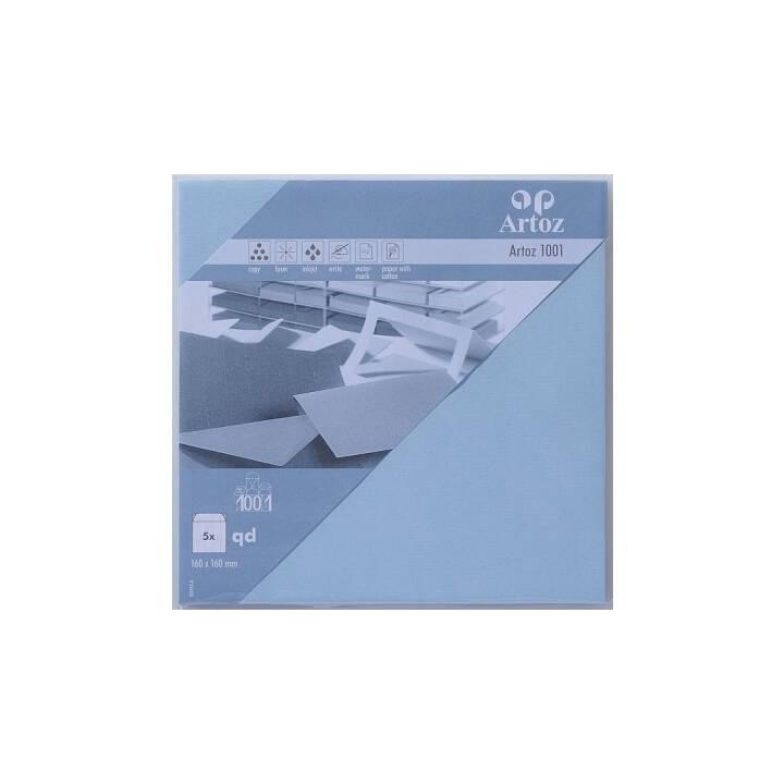 ARTOZ 1001 Blau 16 x 16 cm ohne Fenster