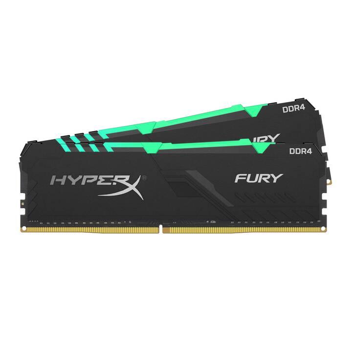 HYPERX HX424C15FB3AK2 (2 x 8 Go, DDR4-SDRAM, DIMM 288-Pin)