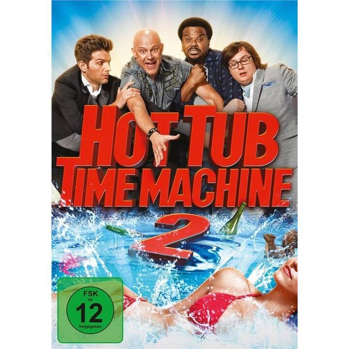 Hot Tub Time Machine 2 (DE, EN, FR)