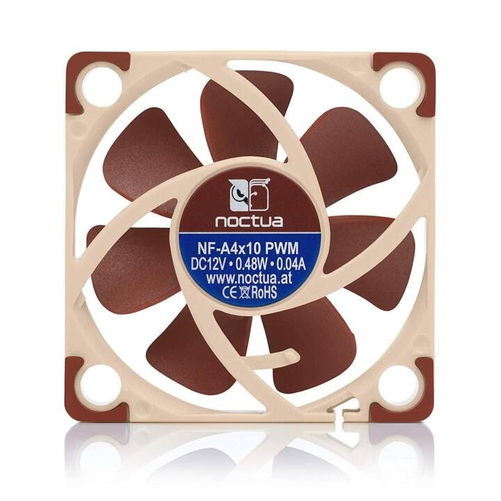 Ventilatore per casse NOCTUA NF-A4x10 PMW