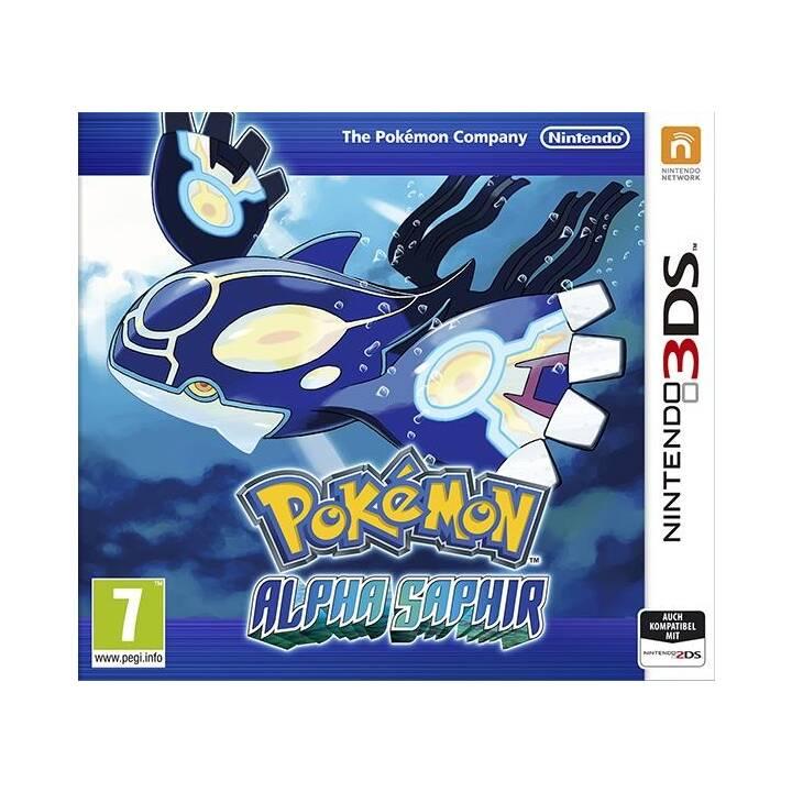 Pokémon - Zaffiro alfa (EN)