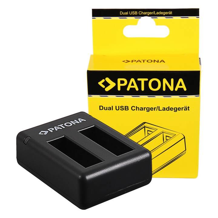 PATONA Dual Ladegerät Insta360 One X nul