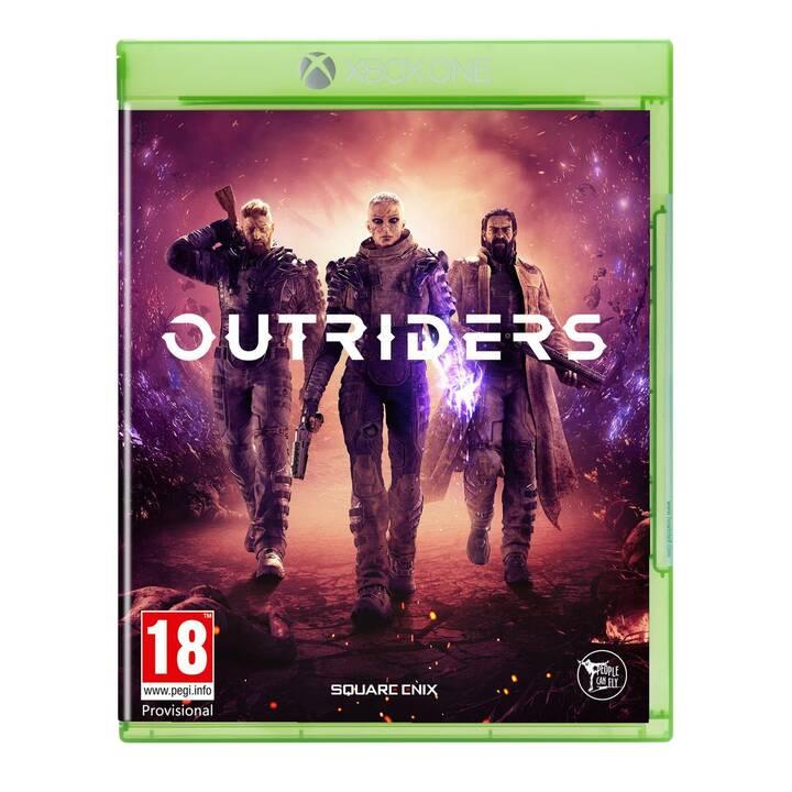 Outriders (DE)