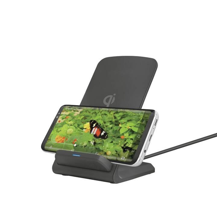 TRUST Urban Expo10 Wireless Ladegerät (10 W, Micro USB)