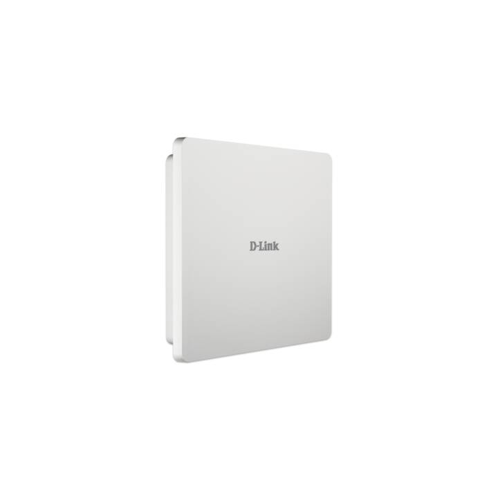 D-Link Wireless AC1200 Dual Band Outdoor Access Point PoE DAP-3662, White