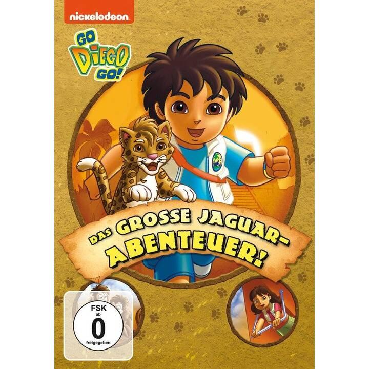 Go Diego Go! - Das grosse Jaguar-Abenteuer (IT, ES, DE, EN)