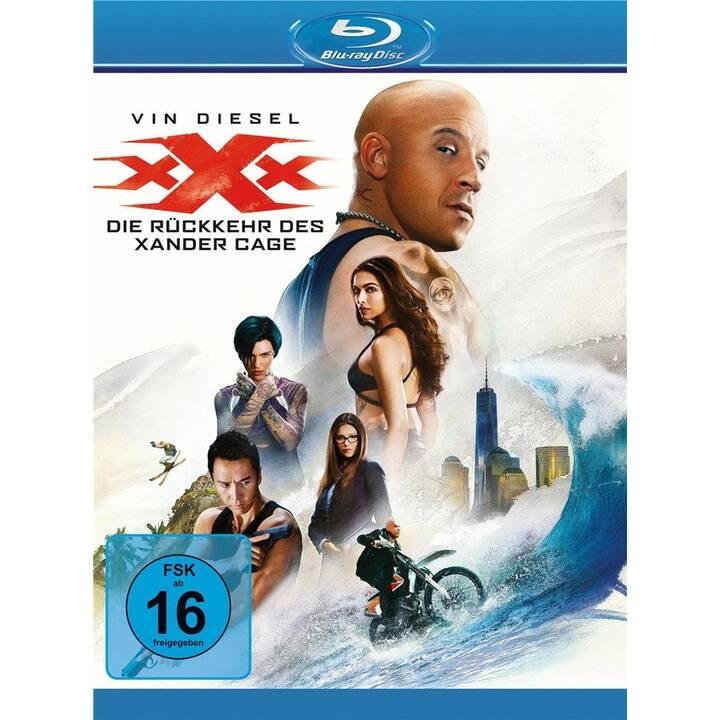xXx - Triple X 3 - Die Rückkehr des Xander Cage (DE, EN)