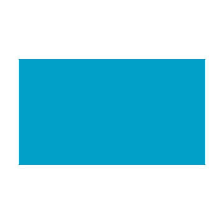 Carta da disegno sonoro PAPYRUS A4, 130g, blu, 100 fogli