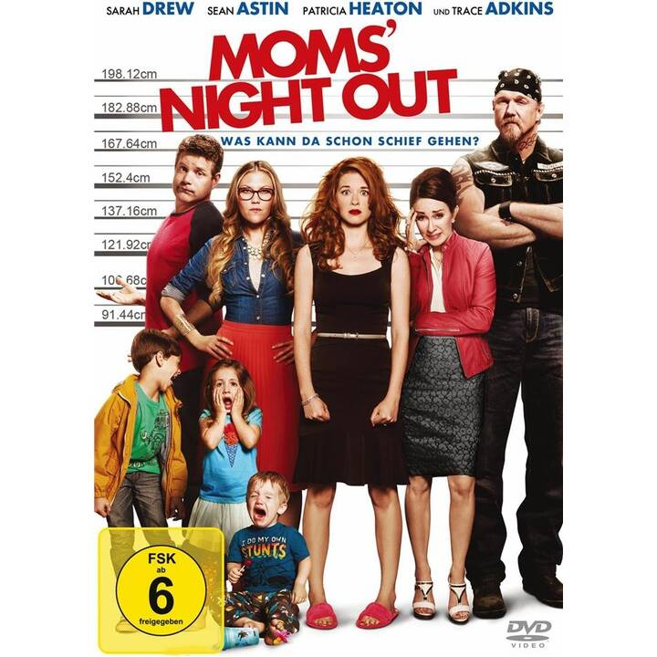 Mom's Night Out (ES, IT, DE, EN, FR)
