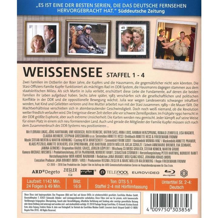 Weissensee - Staffeln 1-4 (DE)
