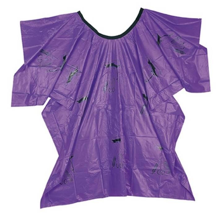 COMAIR Cape de coiffure (Violet)