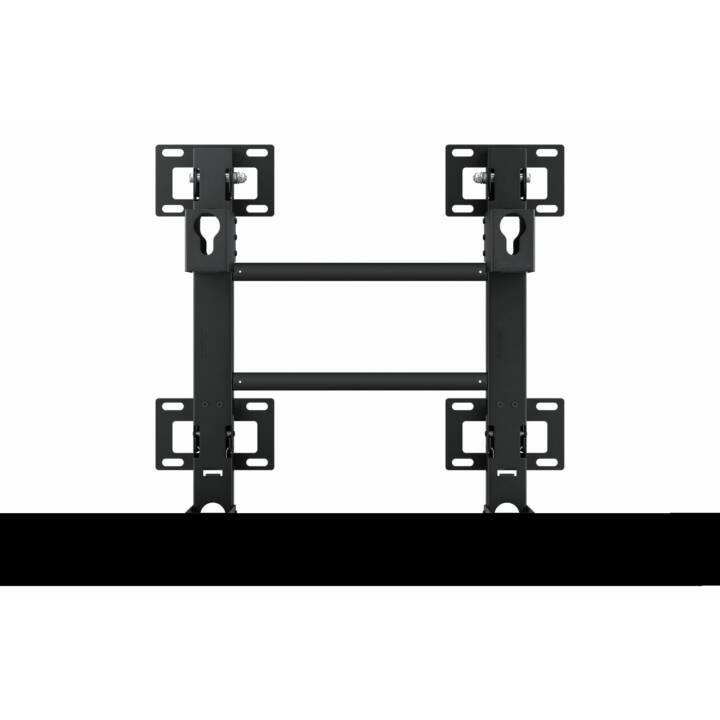 SAMSUNG Supporto a parete WMN6575SD, nero